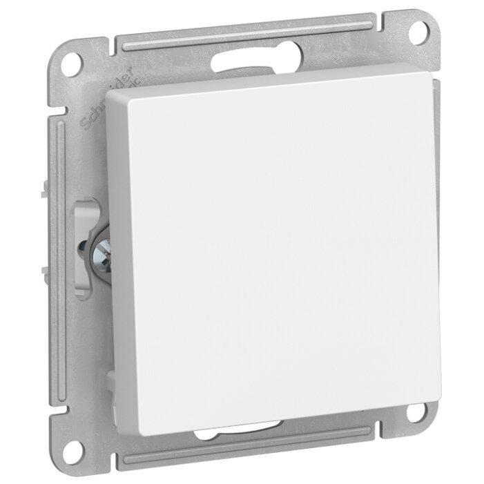 Выключатель 1-полюсный Schneider Electric AtlasDesign ATN000111,10А, белый