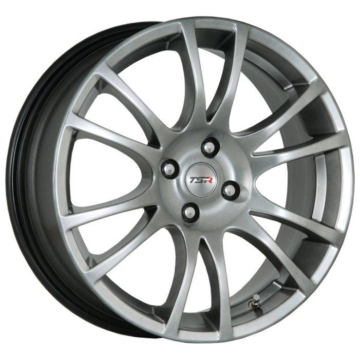 TSR Ascari 5.5x14/4x114.3 D76 ET40 Silver