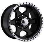Ultra Wheel 175 Rogue 10x17/8x165.1 D130.18 ET-25 Gloss Black