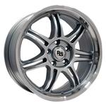 RS Wheels 709 7.5x17/5x114.3 D67.1 ET43 MLS