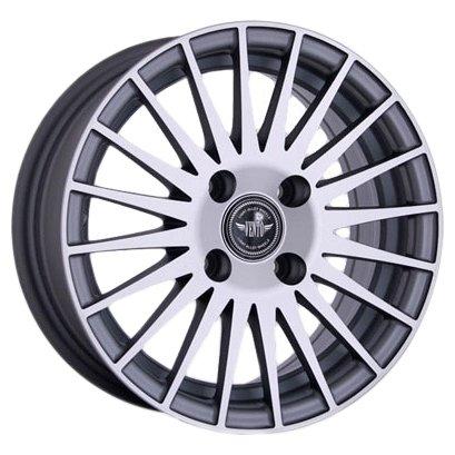 Storm Wheels Vento-SR181 5.5x13/4x100 D67.1 ET35 GP фото, картинка slide1