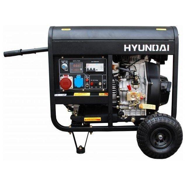 Hyundai DHY-8000 LE