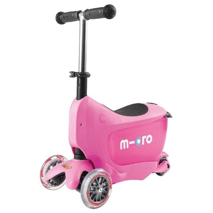 Micro Mini Micro 2go Deluxe Pink (MMD029)