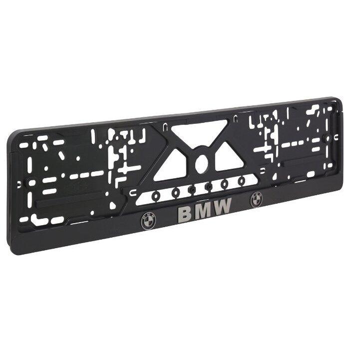 Рамка для номера VS avto BMW, рельеф