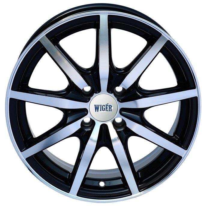 Wiger WGR3204 6.5x15/4x98 D58.6 ET35 White