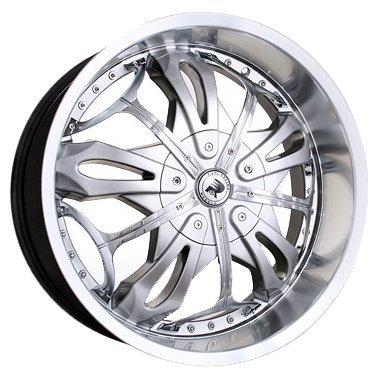 Zumbo Wheels Z008 8.5x20/5x112 D73.1 ET40 HBLP