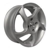 Lorenso 1751 6x15/4x114.3 D67.1 ET45 Silver
