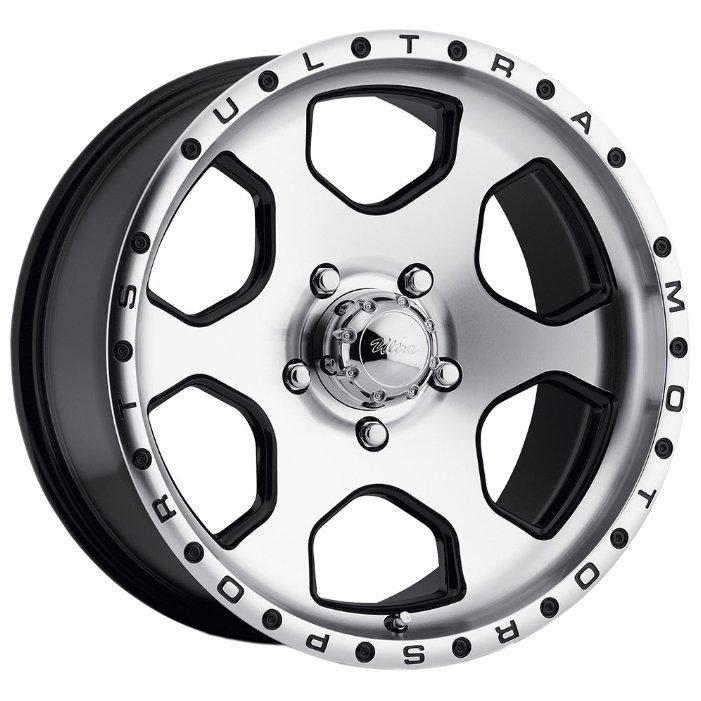 Ultra Wheel 175 Rogue 8x17/5x139.7 D108 ET10 Diamond Cut