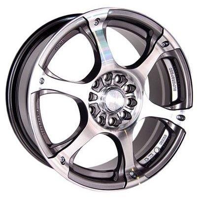 Racing Wheels H-245 7x17/5x108/112 D73.1 ET40 GM/FP