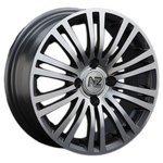 NZ Wheels SH581 5.5x13/4x100 D73.1 ET40 GMF