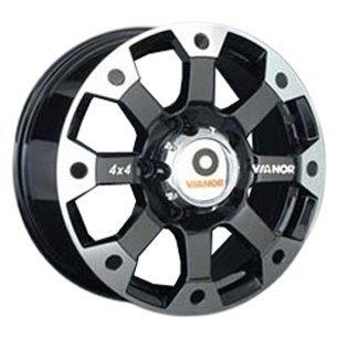 Vianor VR37 8x17/6x139.7 D67.1 ET38 BKF