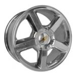 Replica GN02 8.5x20/6x139.7 D78.1 ET30 Silver
