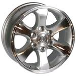 Zorat Wheels ZW-130 7.5x17/6x139.7 D110.1 ET30 SS-P