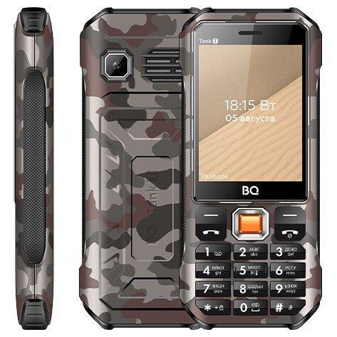 Телефон BQ 2824 Tank T фото, картинка slide2
