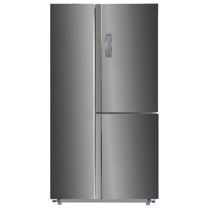 ᐅ Холодильник Ginzzu NFK-640X отзывы — 1 честных отзыва покупателей о холодильнике Холодильник Ginzzu NFK-640X