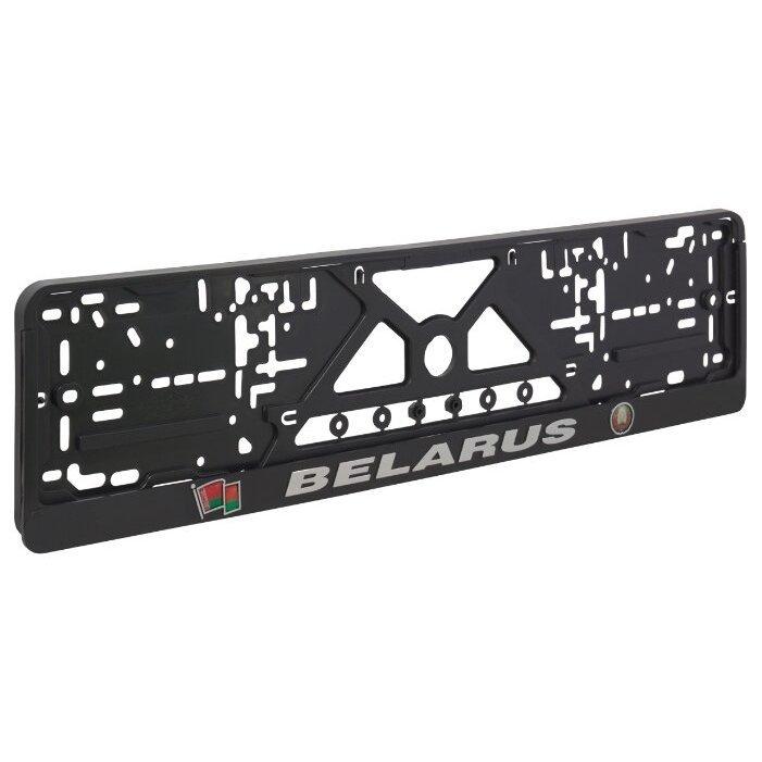 Рамка для номера VS avto Belarus, рельеф