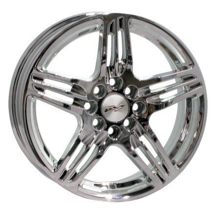 RS Wheels RSL 370 6x15/4x108 D67.1 ET35 Chrome