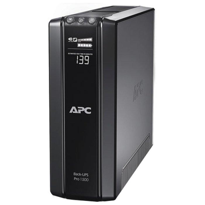 APC by Schneider Electric Power Saving Back-UPS Pro 1500, 230V, CEE 7/5