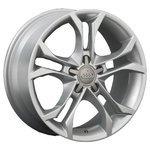 FR Design 53638 7x16/5x112 ET39 Silver