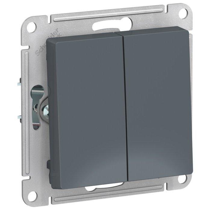 Schneider Electric AtlasDesign ATN000751,10А, серый