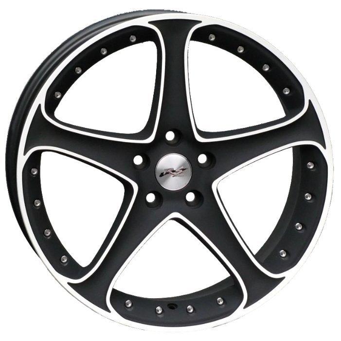 RS Wheels 534J 8x18/5x108 D73.1 ET40 MDB фото, картинка slide1