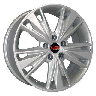 LegeArtis TY543 7x17/5x114.3 D60.1 ET45 Silver
