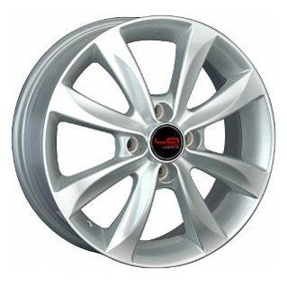 LegeArtis TY151 5.5x15/4x100 D54.1 ET45 Silver