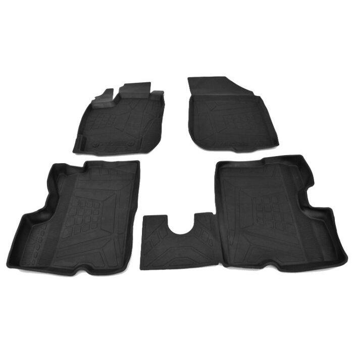 Комплект ковриков AVD Tuning ADRPLR279 Nissan Terrano 4 шт