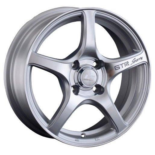 LS Wheels LS537 6x15/4x100 D60.1 ET40 S
