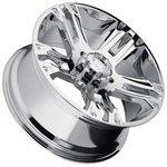 Ultra Wheel 234-235 Maverick 9x20/5x150 D110.3 ET30 Chrome