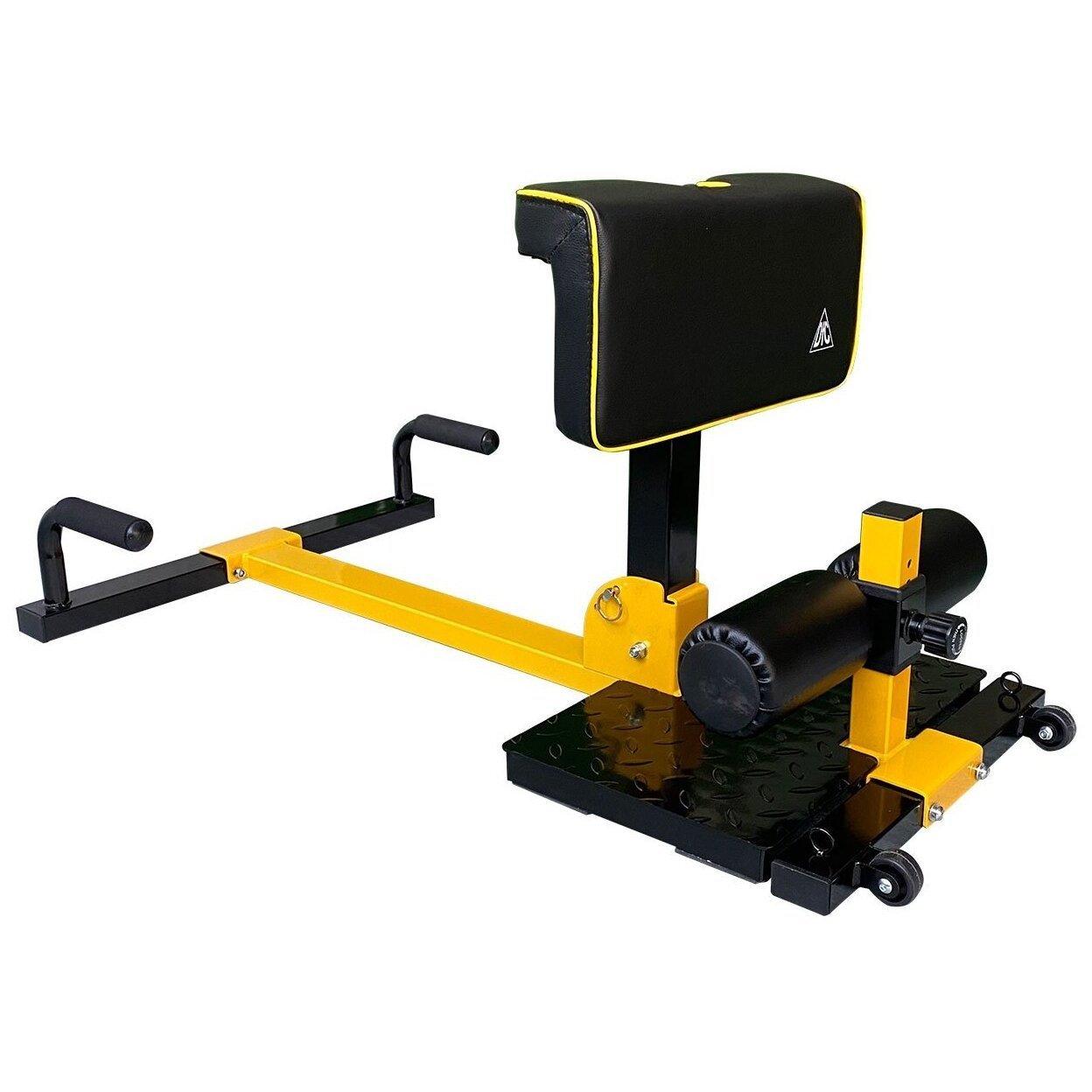 Тренажер для приседаний Squat Machine (sissy) DFC S035YW