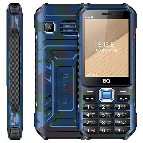 Телефон BQ 2824 Tank T фото, картинка slide3