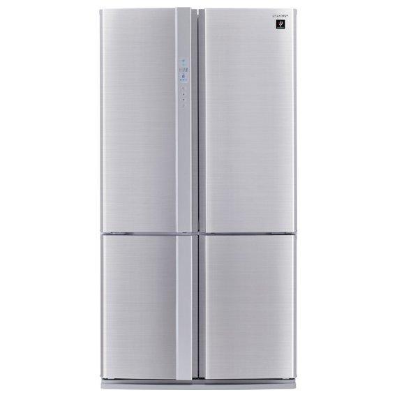 Холодильник Sharp SJ-FP760VBE бежевый / отзывы владельцев, характеристики, цены, где купить