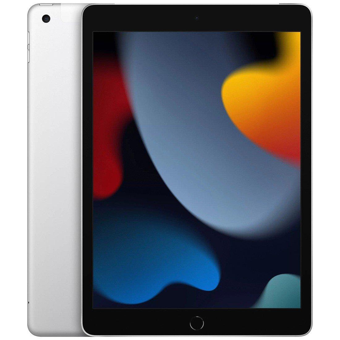 Планшет Apple iPad (2021) 256Gb Wi-Fi + Cellular