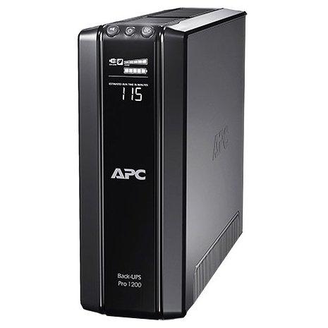 APC by Schneider Electric Back-UPS Pro 1500VA, AVR, 230V