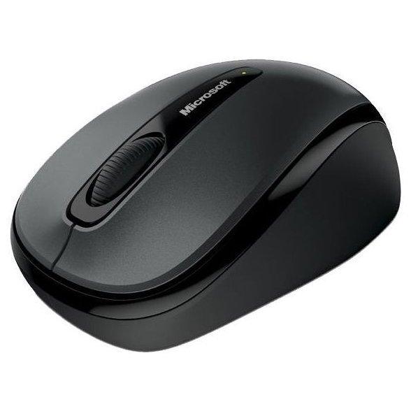 Microsoft Wireless Mobile Mouse 3500 GMF-00292 Black USB