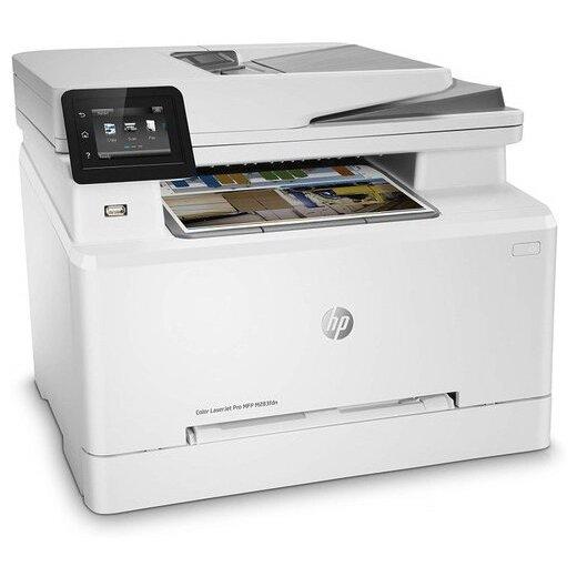 МФУ HP Color LaserJet Pro M283fdn