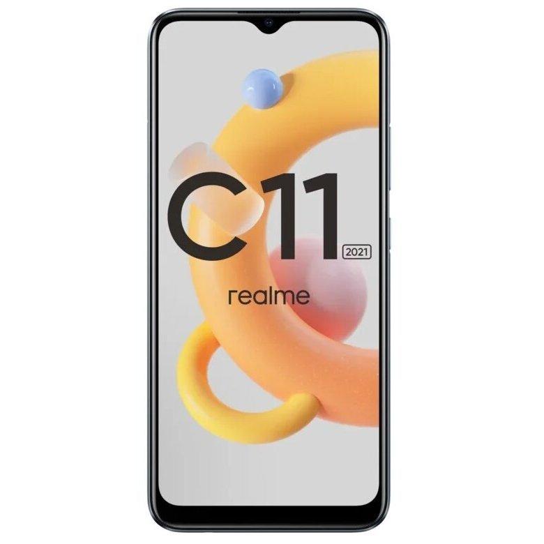 Смартфон realme C11 2021 32GB