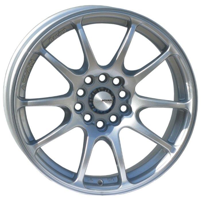 Advan RZ 7x16/5x100 D67.1 ET38 Silver