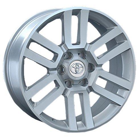 Storm Wheels SLR-253 7.5x18/6x139.7 D106.1 ET25 Silver фото, картинка slide1