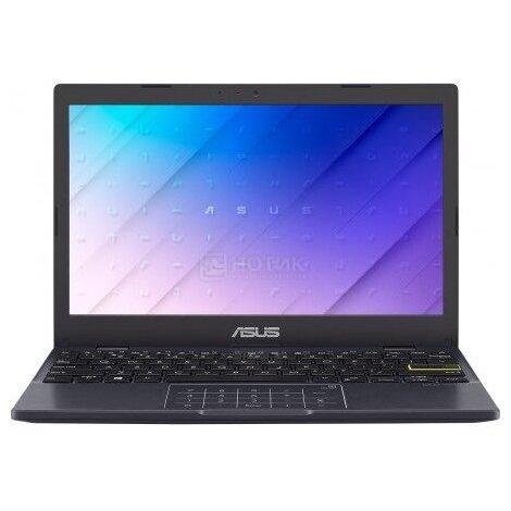"ASUS L210MA-GJ163T / 90NB0R44-M06090 (11.60"" 1366x768/ Celeron Dual Core N4020 1100MHz/ 4Gb/ SSD 128Gb/ Intel UHD Graphics 600 64Mb) MS Windows 10 Home (64-bit)/Черный"