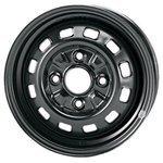 Steel Wheels H121 6x15/4x114.3 D66.1 ET45 Black