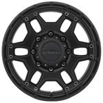 Ultra Wheel 178 Mongoose 8x16/8x165.1 D125.2 ET-6 Satin Black