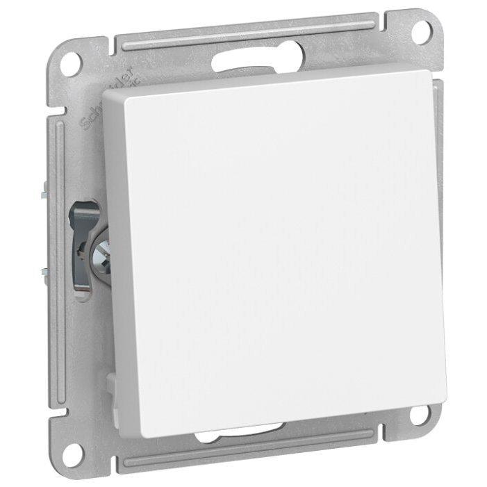Выключатель 1-полюсный Schneider Electric AtlasDesign ATN000161,10А, белый
