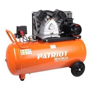 масляный PATRIOT REMEZA СБ 4/С- 100 LB 30, 100 л, 2.2 кВт
