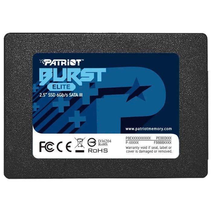 Patriot Memory Burst Elite 120 GB (PBE120GS25SSDR)