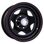 Steel Wheels YDH-A15 8x16/6x139.7 D110.1 ET-25 BRL