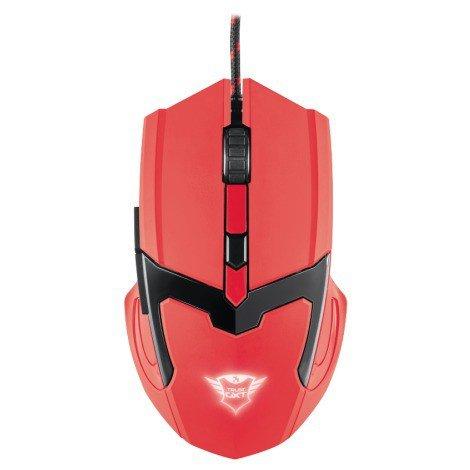 Trust GXT 101-SR SPECTRA Red USB