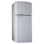 Smeg FAB50RCRB - отдельностоящий  двухдверный холодильник. Бесплатная доставка. Официальный интернет-магазин Smeg в России.