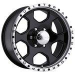 Ultra Wheel 175 Rogue 10x17/6x139.7 D108 ET-25 Gloss Black